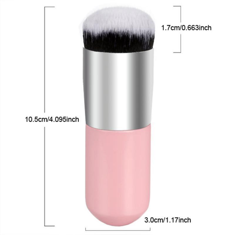 dense foundation brush