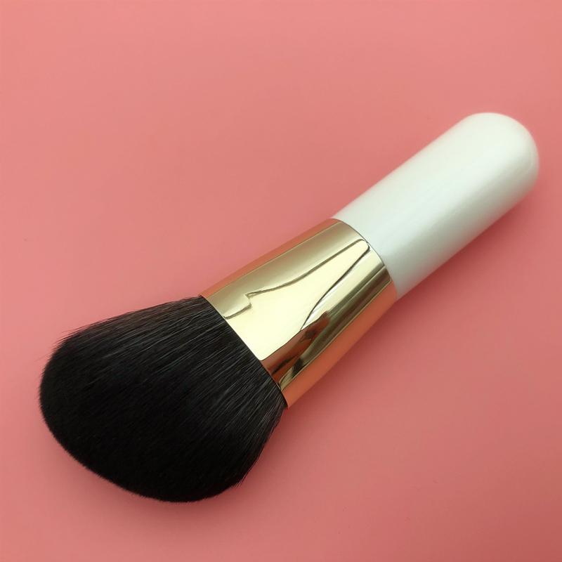 white handle mini contour brush
